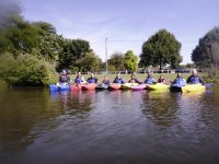 Canoeing/Kayaking Taster River Session, Laleham
