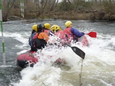 Rafting Alto Tormes, Gredos