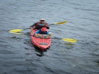 Sea Kayak Shetland