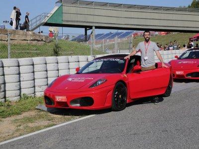 Drive a Ferrari in Barcelona road, 23 km