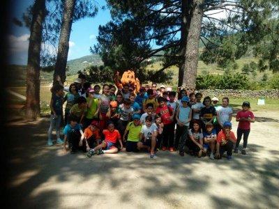 Multi adventure summer camp, Valle del Jerte