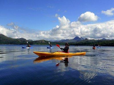 Ewe Canoe Kayaking