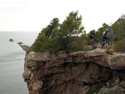 MTB rental + 3 days route Tarifa Travessa
