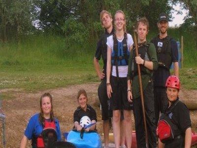 Stubbers Adventure Centre Rafting