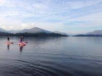 Paddleboarding Scotland SUP