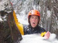 Group Canyoning Day in Cumbria