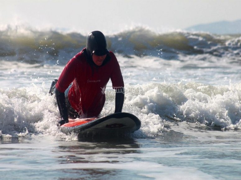 Surfing with Dragon Activity Guides