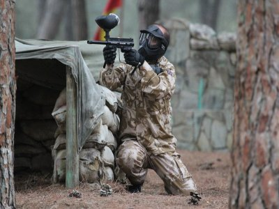 Paintball Sevilla