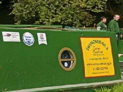 Swingbridge Community Boats