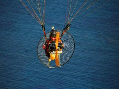 Airworks Paragliding Centre Paramotoring