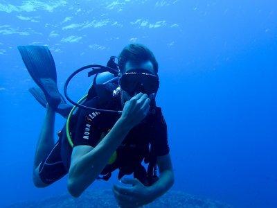 Diving half day in Júcar river