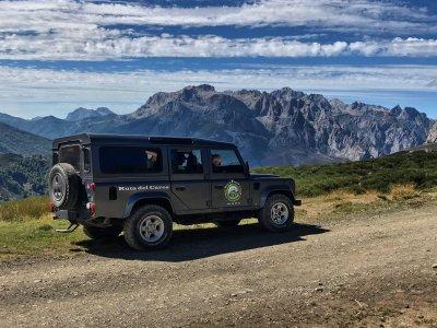 Aventuras en Asturias Rutas 4x4