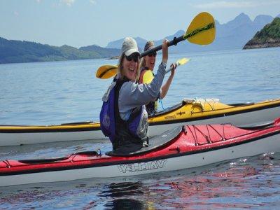 Sea Kayak Plockton