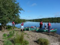 Loch Ken River Dee River Canoeing Expedition