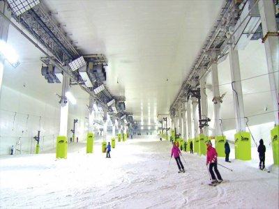 Sno! Zone Castleford Skiing