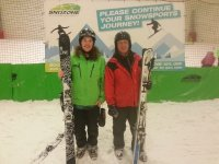 Lessons for everyone at Sno! Zone Castleford Skiing