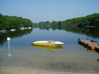 The club boat