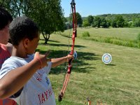 Celebrate your birthday with your friends at our archery field in Taunton