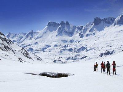 Val d´Echo Activa Raquetas de Nieve