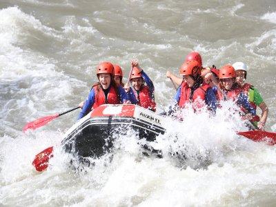 Rafting Noguera River & Butifarra + Garnish 3h