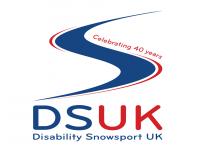 Disability Snowsports UK Logo