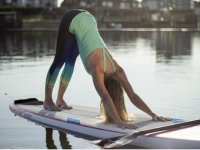 SUP Yoga in Brighton for 1h