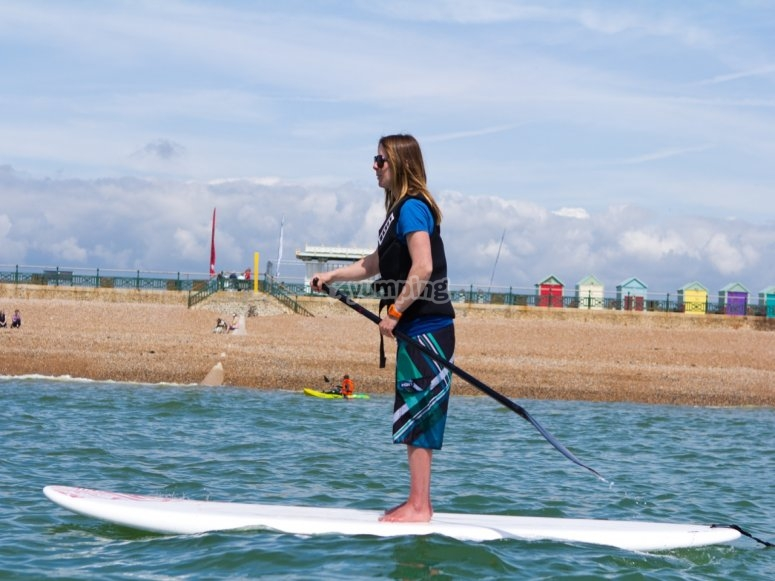 Learn to SUP Brighton