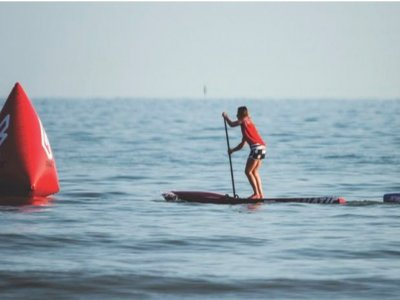 Learn to SUP  in Brighton for 4 days