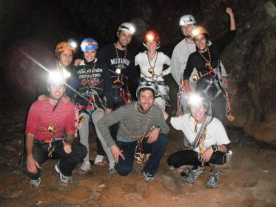 Speleology course in Mallorca, 2 days