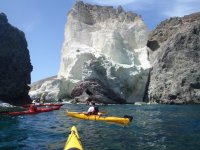 Sea Kayaking  Courses @ Santorini Island, Greece