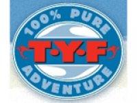 TYF  Kayaking