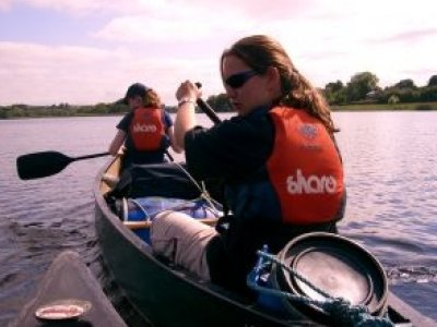 Share Holiday Village Canoeing