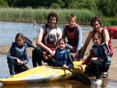 Share Holiday Village Kayaking