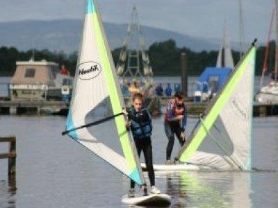 Share Holiday Village Windsurfing