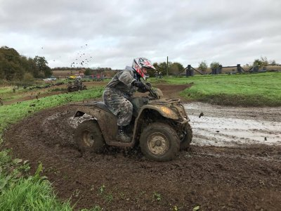 Elsham Activity Centre Limited Quads