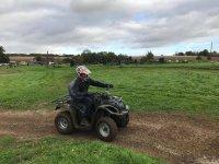 1 Seater quads