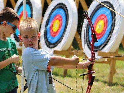Archery Session in Pont de Suert