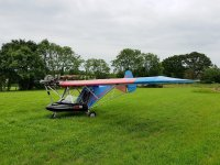 ultralight aircraft
