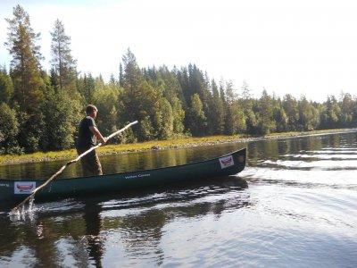 Canoe cornwall Canoeing