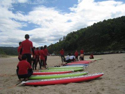 Oxígeno Surf School