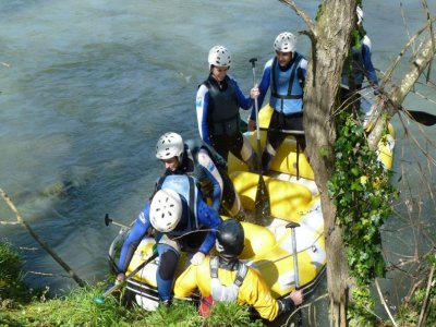 Rafting in Alto Ebro XL - Cantabria - 12,5 km