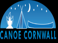 Canoe cornwall Archery Logo