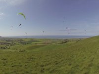 paragliding group