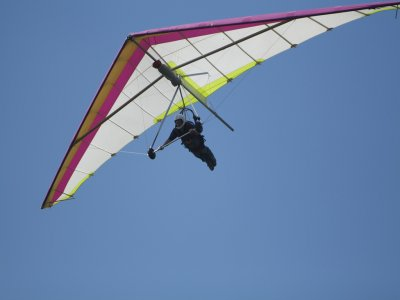 Sussex Hang Gliding and Paragliding Hang Gliding