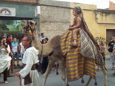 Yeguada Peluca Paseos en Camello