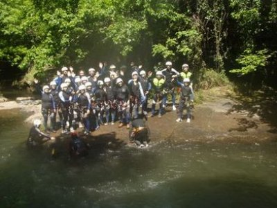 Canyoning in Cantabria - Centre and South