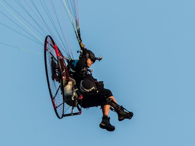 Sussex Hang Gliding and Paragliding Paramotoring