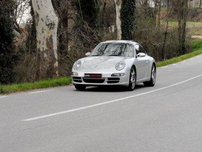 Driving a Sports Car, Sant Cugat, 11km & Spa for 2