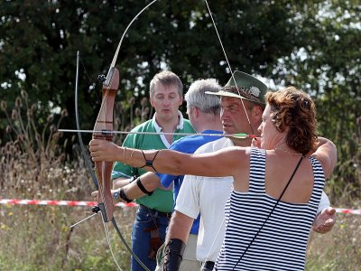 Robins Reach Archery