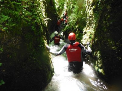 Canyoning Descent in Pedroso, Half a Day